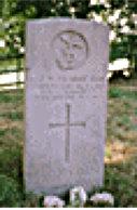 Ernest Clarke grave