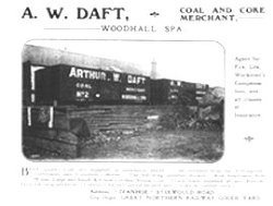 A.W.Daft Coal Merchants