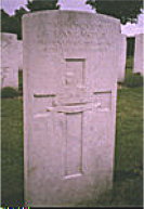 Ernest Lancaster grave