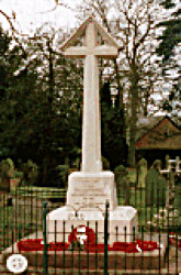 Woodhall Spa War Memorial